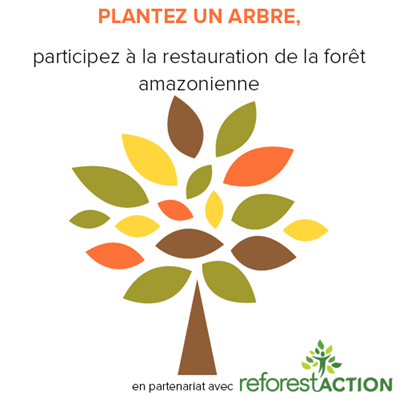 Reforest'Action Plantez un arbre